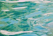 reflejos agua