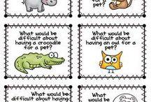 Pets Lesson Idea / by Lauren Dabrowski