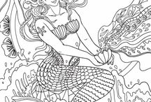 Adult Coloring Pages at ColoringGarden.com