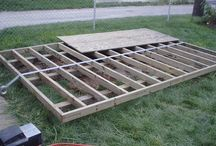 Holzkonztruktion