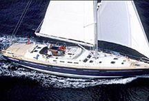 Yachts Sailing / O Żeglarstwie