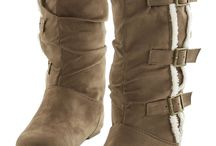 Boot Camp / Boots that catch my eye