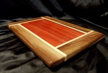 Woodworking - Cutting Boards
