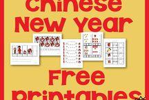 k - Chinese new year