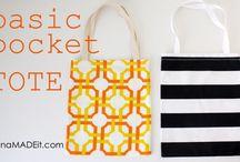 Craft - Sewing Bags, etc / by Gwynne Zink