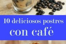 Postre Cafe