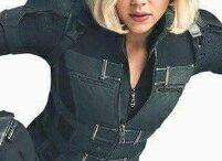 Scarlett Johannson avatars