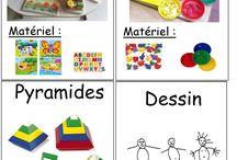 images ateliers pour enfant autiste