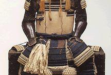 Armaduras Samurai