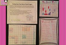 Math projects / by Becki Donnell