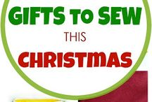 Gifts to sew Christmas