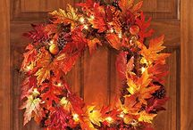 Fall Decor & More / Add festive fall colors throughout your home to add warmth and cheer within. Shop great fall finds at fresh finds. Shop fall decor such as our Decorative glass pumpkins or Handy outdoor fall helpers like our Deluxe pot mover.