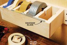 Garage stuff / Tools