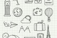 Doodle y Lettering