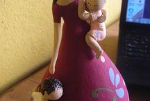 Pupazzi e Bambole