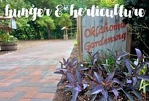 Videos | Hunger & Horticulture / Here are some helpful videos from Oklahoma Gardening that showcase how horticulture is being used to fight hunger.