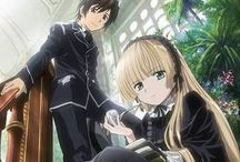GOSICK / I was honestly surprised that this show captured my interest like it did. GOSICK is a wonderful anime which I honestly recommend to everyone.