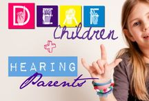 for parents of the deaf