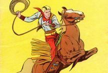 ALBI DI PECOS BILL (Mondadori) / Gli Albi di Pecos Bill il leggendario eroe del Texas - Arnoldo Mondadori Editore - 36 pagine - cm 12,5 x 18,5 - Lire 30 - b/n e colore - 1960