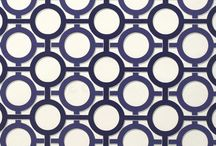 Wallpaper Ideas / I am in love with graphic wallpaper coverings and can't wait to slap some up in my house!