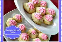 Cookies / Chocolate chip, sugar, drop, cutout, and so many more cookie recipes!
