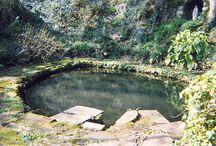 Sacred wells
