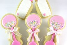 Icing Ideas: Baby shower