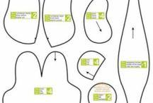 Sutteklud mønstre