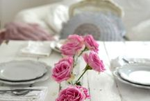 Table settings ♡