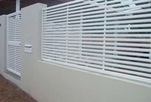 Fences / At Superior Screens we have a wide range of fences to suit any requirements, check our website out today! http://www.superiorscreens.com.au/steel-aluminium-fencing-gates.html