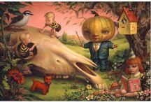 Art / - Mark Ryden, Marion Peck & more.