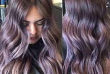 Metallic Hair Color Ideas