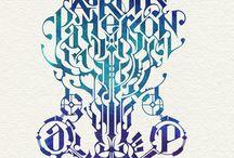 calligrafhy