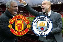 Manchester United vs Manchester City Dec 10, 2017 NBCS