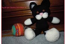 El Gato Miguelito - Crochet