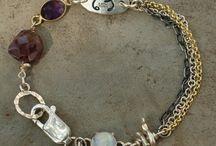 Metal Studio Bracelets / Simple but elegant bracelet designs from Metal Studio Jewelry by Sirilak Samanasak. Please visit our website www.metalstudiojewelry.com or send us an email at info@metalstudiojewelry.com for more information.