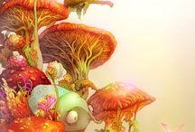 fairytail/whimsical