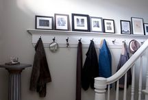 Hooks in the corridor