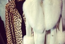 Fierce Furs and Cool Outerwear