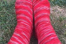 Alegria Sock Projects