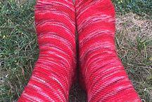 Alegria Sock Projects