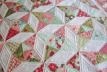 Ideas for Quilting / by Melissa Devin