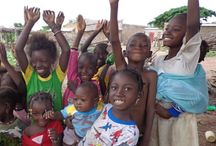 Children in West Africa  / Agile International is committed to helping children in West Africa.  Learn more: http://agile-international.org