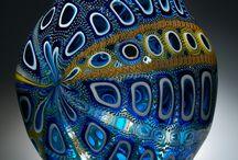 David Patchem / Art Glass