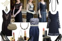 Downton Abbey inspired / by Amanda Anson
