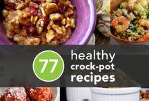 I just got a crock-pot / by Cortney Paige
