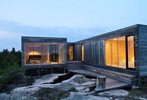 Moderné Domy - Modern houses