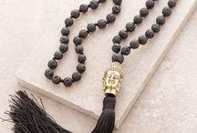 Mala Bead Board / Idea for my mala bead creation.