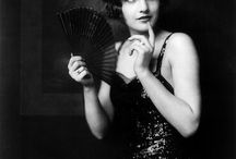 hairstyles and actors in the 20s throughout 50s / old holly wood / by Jennifer Yocom-Harris