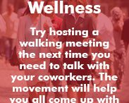A Balanced Life / One of SA's ongoing missions is to create a workplace culture that promotes positive health and wellness choices for all SA associates and their families. Check this board for tips from our wellness committee and other tricks and ideas our associates utilize to achieve work-life balance.